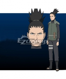 Naruto The movie The last Nara Shikamaru Cosplay Costume