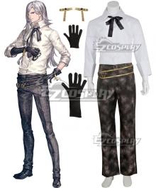 NieR: Automata 2B Commander Adam Cosplay Costume