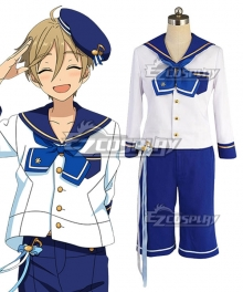 Ensemble Stars Fine Mashiro Tomoya Cosplay Costume