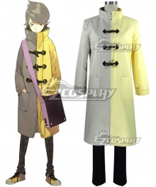Occultic Nine Yuta Gamon Cosplay Costume