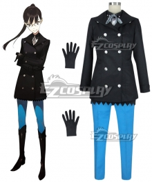 Occultic Nine Toko Sumikaze Cosplay Costume