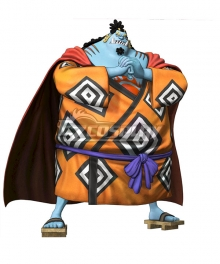 One Piece Jinbe Cosplay Costume