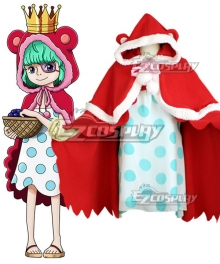 One Piece Sugar Cosplay Costume