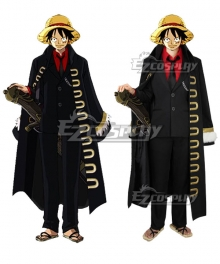 One Piece Monkey D Luffy Cosplay Costume - B Edition