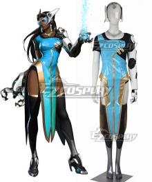 Overwatch OW Symmetra Satya Vaswani Cosplay Costume