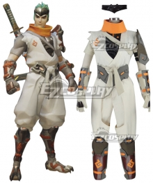 Overwatch OW Genji Shimada Young Cosplay Costume - Premium Edition