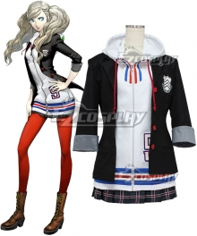 Persona 5 Ann Takamaki Cosplay Costume - New Edition