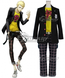 Persona 5 Ryuji Sakamoto Cosplay Costume - New Edition and not Belt