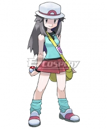 Pokémon FireRed LeafGreen Pokemon Pocket Monster Leaf Cosplay Costume