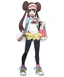 Pokémon Black White 2 Pokemon Pocket Monster Rosa Cosplay Costume