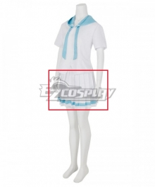 Pokémon Pokemon Ultra Sun And Ultra Moon Lillie School Uniform Cosplay Costume - Only Skirt