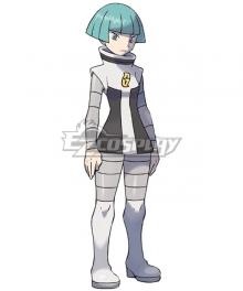 Pokemon Galactic Grunt Female Cosplay Costume