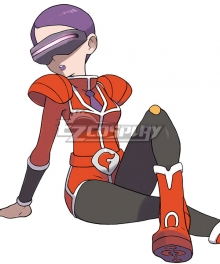 Pokemon Ultra Sun and Ultra Moon Pokémon XY Celosia Cosplay Costume