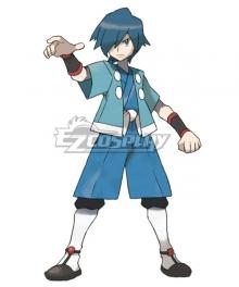 Pokémon Pokemon Falkner Cosplay Costume