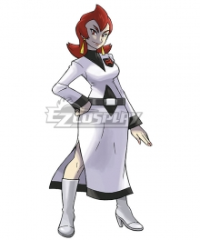 Pokémon Pokemon Ultra Sun and Ultra Moon Ariana Cosplay Costume