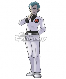 Pokémon Pokemon Ultra Sun and Ultra Moon Archer Cosplay Costume