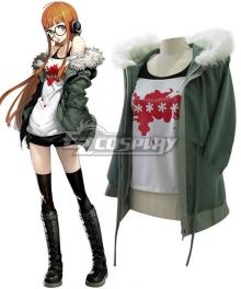 Persona 5 Futaba Sakura Cosplay Costume