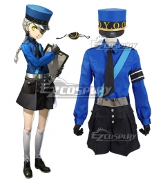 Persona 5 Justine Cosplay Costume