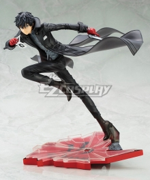 Persona 5 Joker Protagonist Akira Kurusu Ren Amamiya Cosplay Costume - All Artificial Leather
