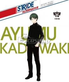 Prince of Stride Alternative Hounan School Ayumu Kadowaki Uniforms Cosplay Costume