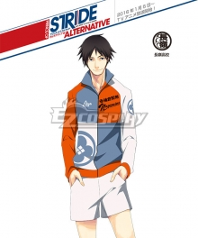 Prince of Stride Alternative Nagamine School Kengo Kakikura Athletic Wear Cosplay Costume