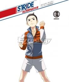 Prince of Stride Alternative Nagamine School Gouto Goeski Athletic Wear Cosplay Costume