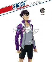 Prince of Stride Alternative Ichiba School Shinobu Izumi Athletic Wear Cosplay Costume
