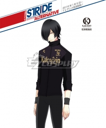 Prince of Stride Alternative Kakyoin School Tomoe Yagami Athletic Wear Cosplay Costume