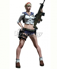 Resident Evil Sherry Birkin Cosplay Costume