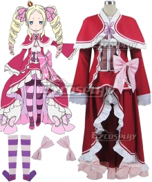 Re: Life In A Different World From Zero Beatrice Cosplay Costume