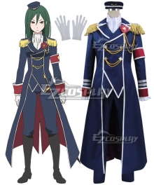 Re: Life In A Different World From Zero Crusch Karsten Cosplay Costume