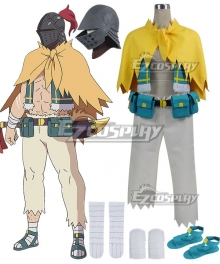 Re: Life In A Different World From Zero Aldebaran Cosplay Costume