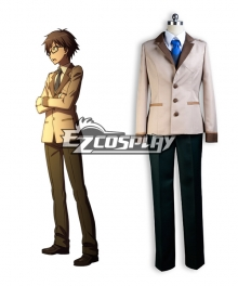 Ranpo Kitan: Game of Laplace Souji Hashiba Cosplay Costume