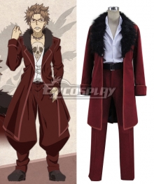Chivalry of a Failed Knight Rakudai Kishi no Kyabaruryi A Tale of Worst One Kuraudo Kurashiki Cosplay Costume