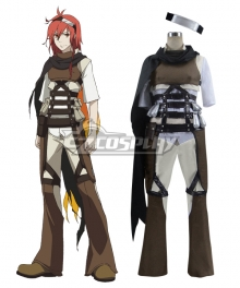 Rokka Braves of the Six Flowers Rokka no Yusha Adlet Myer Adoretto Maiya Cosplay Costume