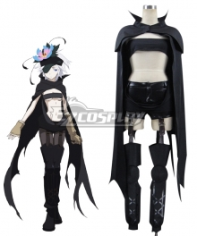 Rokka Braves of the Six Flowers Rokka no Yusha Flamie Speeddraw Furemi Supiddorou Cosplay Costume