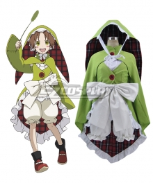 Rokka Braves of the Six Flowers Rokka no Yusha Chamo Chamot Rosso Cosplay Costume
