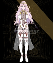Rage of Bahamut: Virgin Soul Sofiel Cosplay Costume