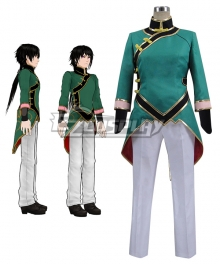 RWBY Lie Ren New Version Cosplay Costume