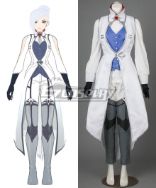 RWBY Season 3 Winter Schnee Ice Queen Cosplay Costume - Without Trousers