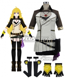 RWBY Volume 2 Yang Xiao Long Cosplay Costume
