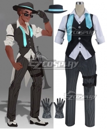 RWBY Flynt Coal Cosplay Costume