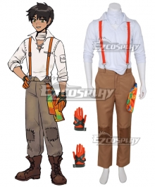 RWBY Volume 4 Oscar Pine Cosplay Costume