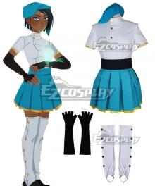 RWBY Ciel Soleil  Cosplay Costume