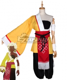 RWBY Arslan Altan Cosplay Costume