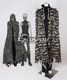 Sword Art Online II GGO Gun Gale Online Shinkawa Shouichi's Creation Death Gun Desu Gan Sterben Cosplay Costume
