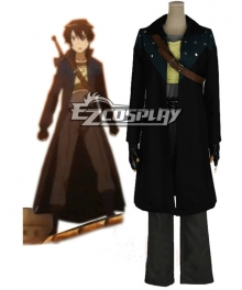 Sword Art Online Kirito The 1st Cosplay Costume