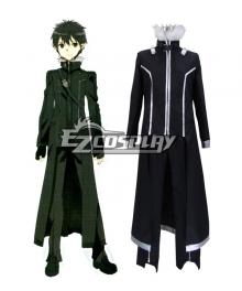 Sword Art Online Sodo Ato Onrain Extra Edition Kirigaya Kazuto Kirito Cosplay Costume