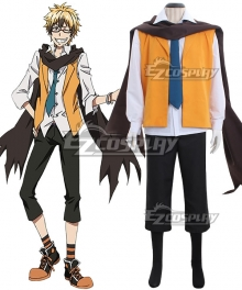 Servamp Hyde Greed Cosplay Costume