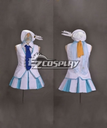 Love Live! Rin Wonderful Rush Cosplay Costume